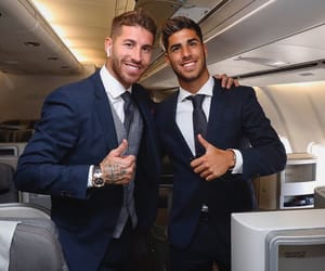 babes, captain, and sergio ramos image