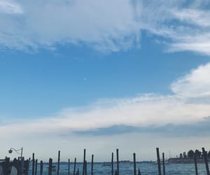 blue, boats, and italy image