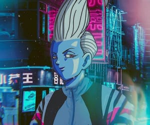 adidas, whis, and dragon ball super image