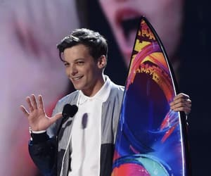 teen choice awards, louis tomlinson, and one direction image