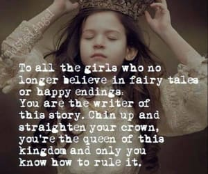 crown, fairy tales, and girls image