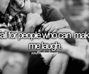 love, laugh, and quote image