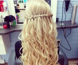 fashion, cabello, and hair image