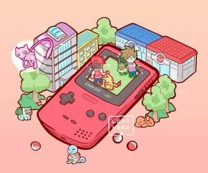 blue, pikachu, and pokemon image