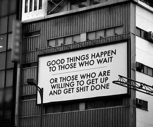 black and white, inspiration, and quotes image