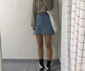 korean fashion, korean girl, and ulzzang girl image