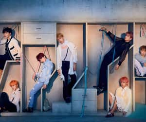 answer, bts, and love yourself image