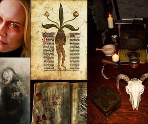 coven, witch, and brujas image