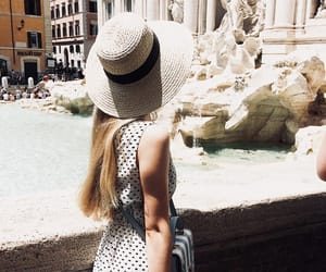classic, girl, and italy image