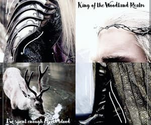 aesthetic, edit, and thranduil image