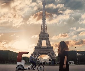 france, trip, and love image