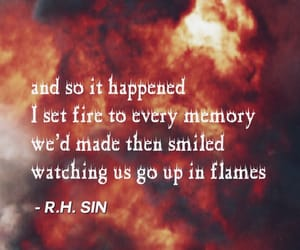 couple, poem, and r.h. sin image