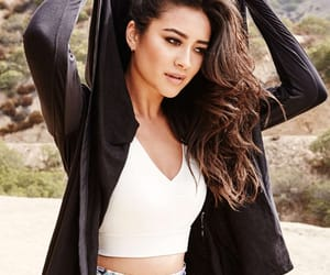 pretty little liars and shay mitchell image
