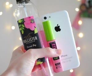 tumblrgirl, iphone, and makeup image