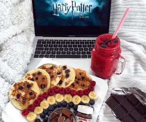 food, harry potter, and fruit image