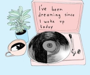music, quotes, and art image