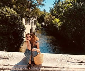 actress, holiday, and summer image