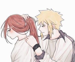 anime girl, manga, and red hair image