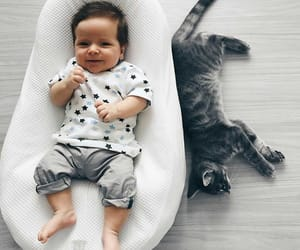 aesthetic, alternative, and babies image