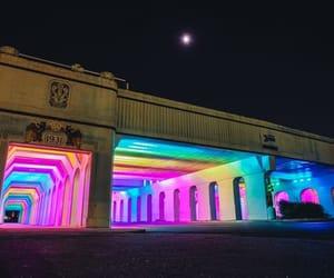 grunge, neon, and aesthetic image