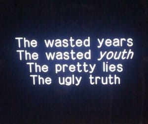 quotes, lies, and youth image