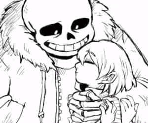 gif, frans, and undertale image
