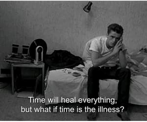 illness, movies, and time image