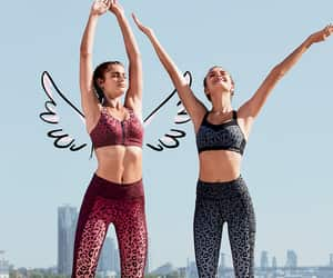 fitness, girl, and josephine skriver image