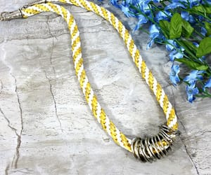 etsy, handmade necklace, and ooak image