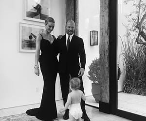 couple, family, and Jason Statham image