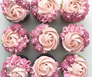 comida, delicioso, and cupcakes image
