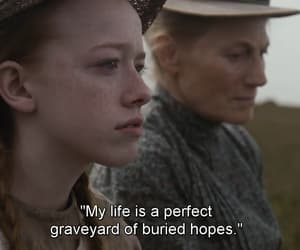 anne with an e, tv show, and netflix image