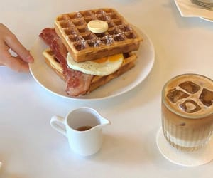 aesthetic, breakfast, and food image