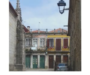 city, portugal, and viagens image