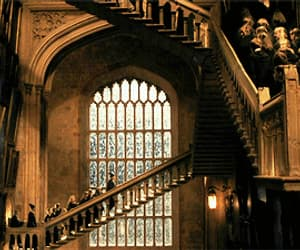 harry potter, gif, and hogwarts image