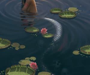 illustration, mermaid, and sereia image