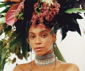 flowers, afropunk, and nature image