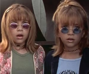 90s, fashion, and twins image