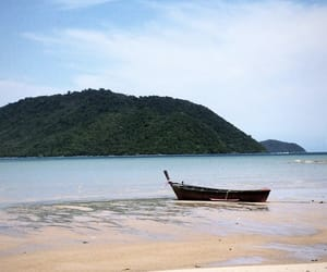 asia, beach, and thailand image