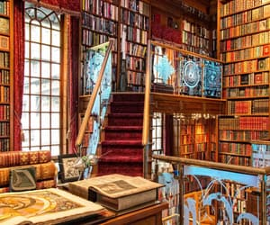 architecture, library design, and book love image