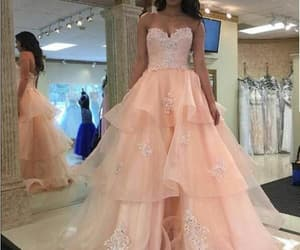 prom dress and pageant dress image