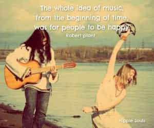 guitar, music saved me, and be happy image