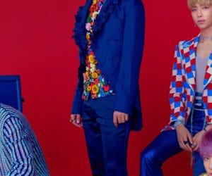 joon, taehyung, and bts image