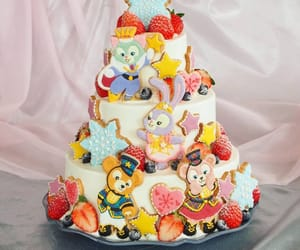 cake, desserts, and japanese sweets image