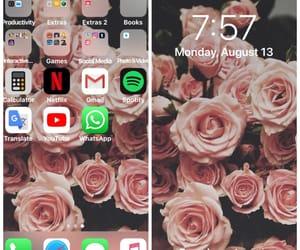 beautiful, iphone, and phone image