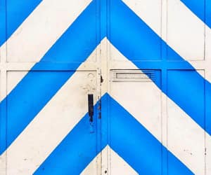 stripes, blue and white, and lines image
