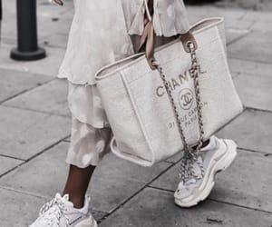 bag, brand, and dress image