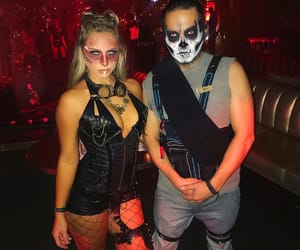 costume, couple, and dope image