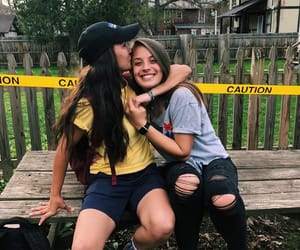 lesbian, cute, and girls image
