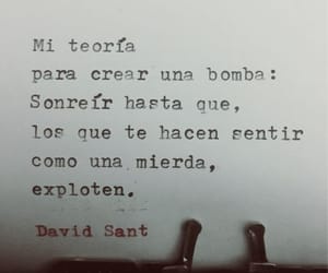 frases, quotes, and smile image